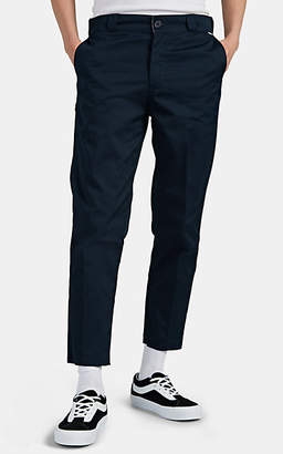Dickies CONSTRUCT Men's Twill Crop Union Trousers - Navy