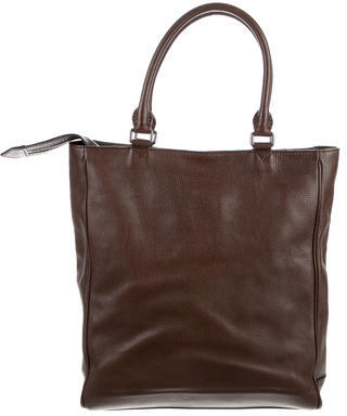 Burberry  Burberry Leather Shopper Tote