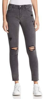 AG Jeans Legging Ankle Jeans in 10 Years Stone Ash
