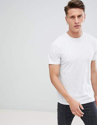New Look T-Shirt In Light Gray