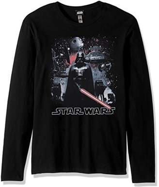 Star Wars Unisex-Adult's Men's Returning Battalion Graphic T-Shirt
