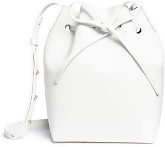 Mansur Gavriel 'Mini' patent leather bucket bag