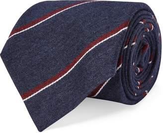 Ralph Lauren Regimental-Stripe Tie