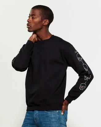 Bolongaro Trevor Heads Up Long Sleeve Sweatshirt