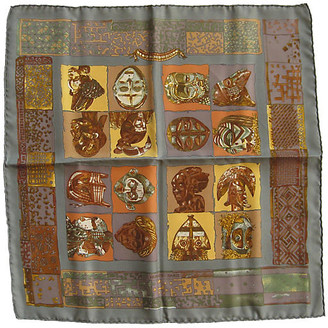 One Kings Lane Vintage HermAs Persona Pochette Scarf - The Emporium Ltd.