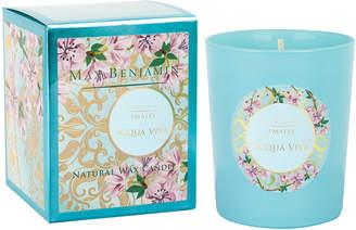Amalfi by Rangoni Max Benjamin Scented Candle - 190g - Aqua Viva