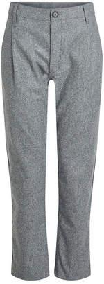 Comme des Garcons Cropped Wool Pants