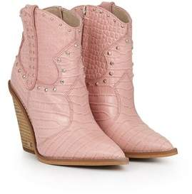 Sam Edelman Iris Studded Western Boot