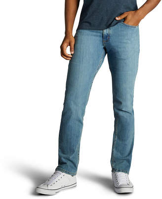 Lee Relax Fit Straight Leg Stretch Jeans