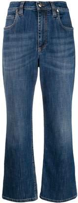 Brunello Cucinelli flared jeans