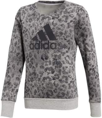 adidas Printed Sweatshirt