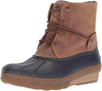 Sperry Women's Saltwater Wedge Tide Rain Boot