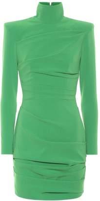 Alex Perry Pierce stretch-crepe minidress