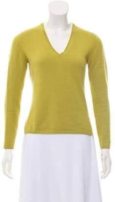 Malo Knit V-Neck Sweater