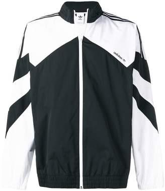adidas two tone sports jacket