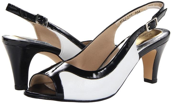 Ros Hommerson San Fran (White Nappa) - Footwear