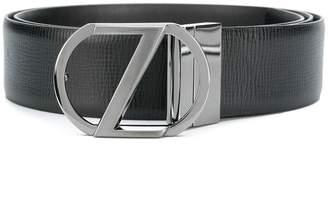 Ermenegildo Zegna Z logo belt