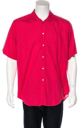 Biella Collezioni Polka Dot Shirt