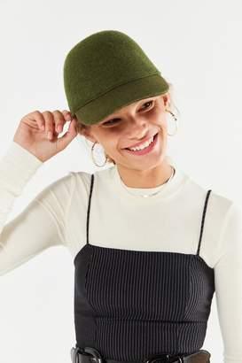Urban Outfitters Felt Baseball Hat