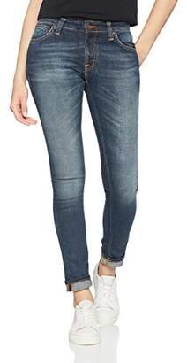 Nudie Jeans Women's Skinny Lin,W26/L30 (Size: L30W26)