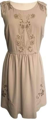 Supertrash Beige Dress for Women