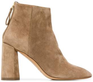 18640a66e Block Heel Ankle Boots - ShopStyle UK