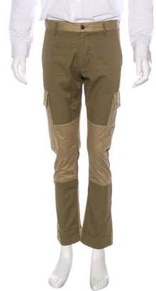 Marc Jacobs 2016 Flat Front Cargo Pants