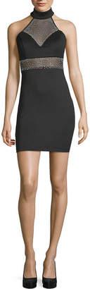 BEE SMART BEE Smart Sleeveless Applique Party Dress-Juniors