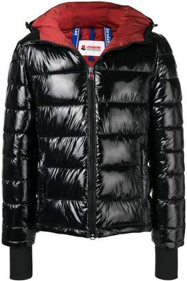 Invicta hooded padded jacket