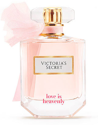 Victorias Secret Love Is Heavenly Eau de Parfum $52 thestylecure.com