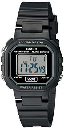 Casio Women's LA20WH-1ACF Classic Digital Resin Watch