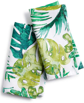 The Cellar Tropicalia 2-Pc Napkin Set, Created for Macy's