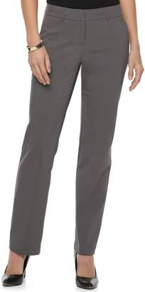 Apt. 9 Women's Torie Curvy Straight-Leg Dress Pants