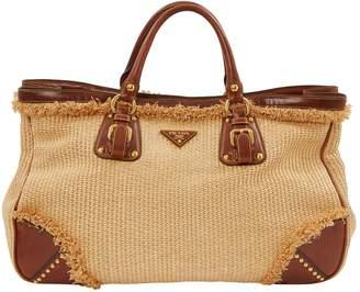 Prada Cloth handbag