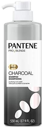 Pantene Blends Charcoal Shampoo
