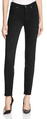 AG Jeans Prima Mid Rise Jeans in Black