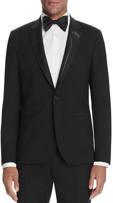 Paul Smith Flower Lapel Regular Fit Jacket $1,395 thestylecure.com
