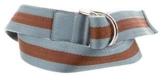 Gucci Canvas Web Belt