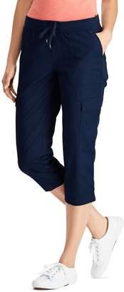 Chaps Petite Capri Cargo Pants