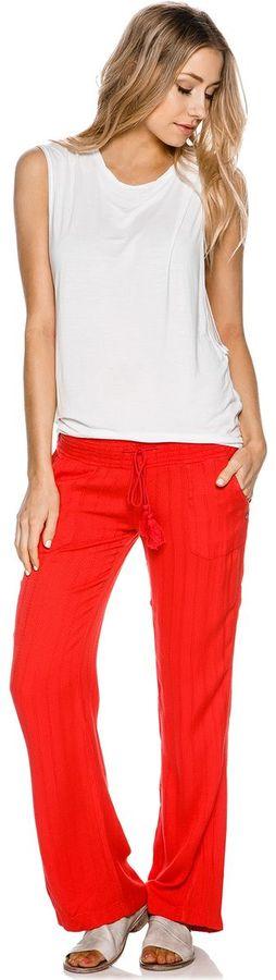 Roxy Ocean Side Wide Leg Pant