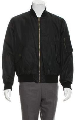 Givenchy Bomber Flight Jacket