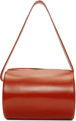 Building Block Red Barrel Bag
