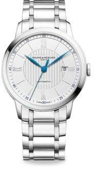 Baume & Mercier Classima 10334 Stainless Steel Bracelet Watch