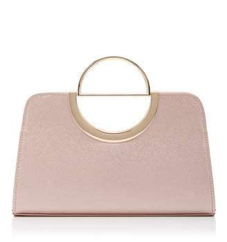 Ever New Lottie D-Ring Clutch