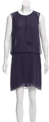 Acne Studios Sleeveless Silk Dress