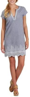 Mud Pie Isle Chambray Dress $58 thestylecure.com