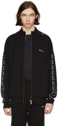 Timeout Etudes Black Time-Out Track Jacket