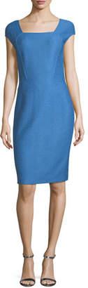 St. John Hannah Sheath Dress