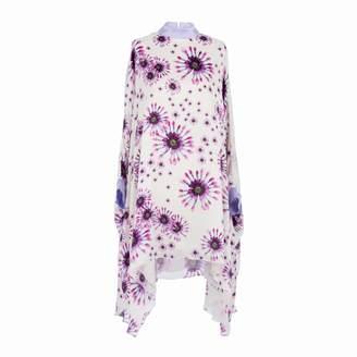 Adelina RUSU - Silk Blouse Dress