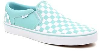 Vans Asher Slip-On Sneaker - Men's